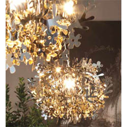 Fiorella-gold-suspension-mini  arredamento Foligno
