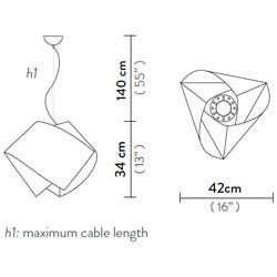 Gemmy-dafne-suspension  arredamento Foligno