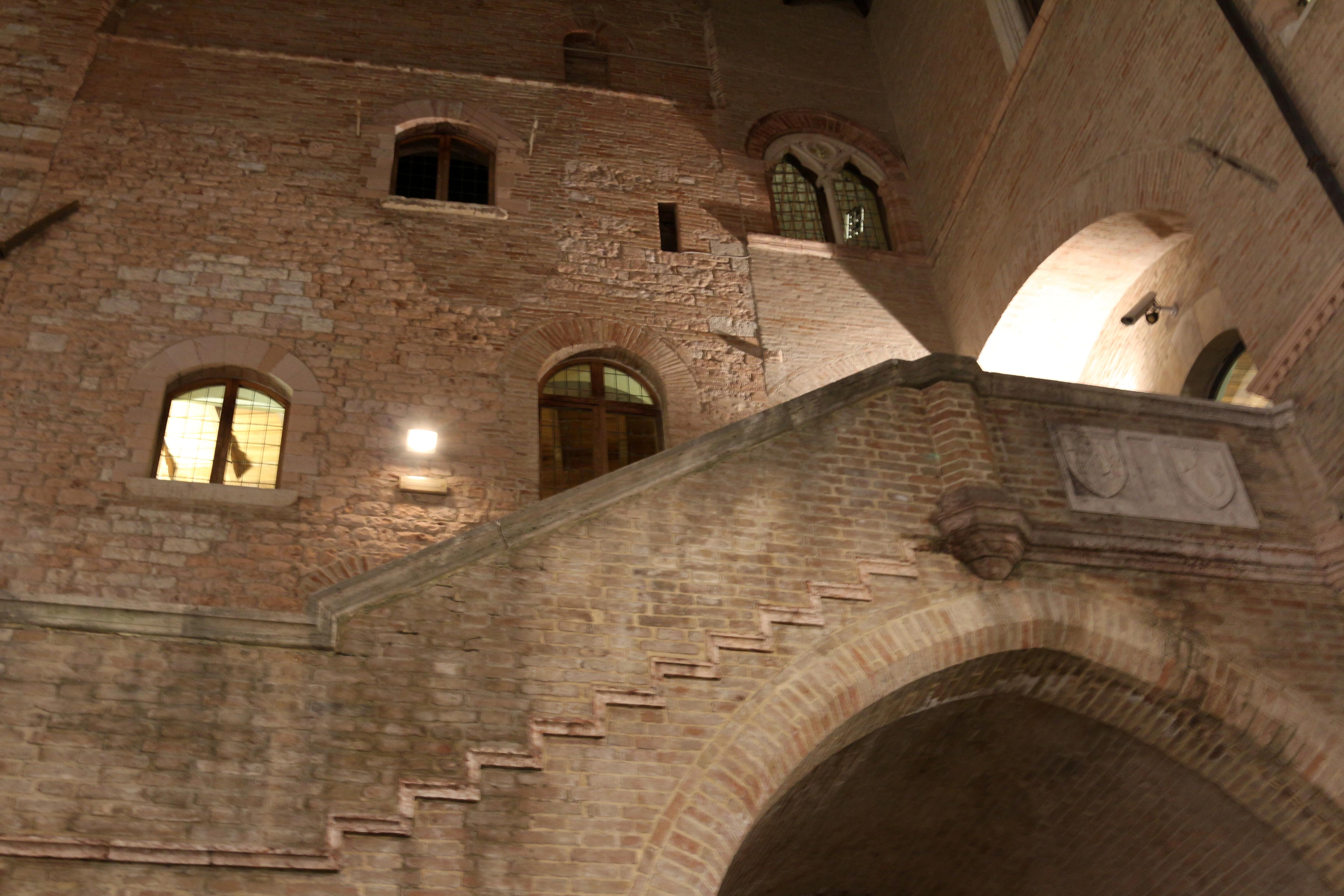Palazzo-Trinci  arredamento Foligno